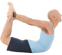 Fart Yoga Dhanurasana