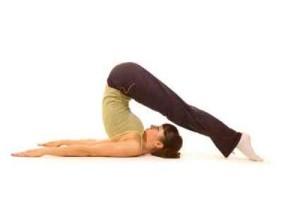 Fart Yoga Halasana